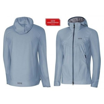 H5 W WINDSTOPPER INSULATED HOODED JACKET (100298)