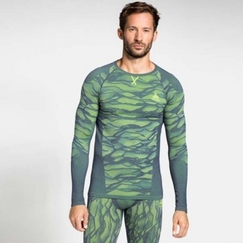 M BLACKCOMB L-S BASE LAYER TOP (187082-20620)